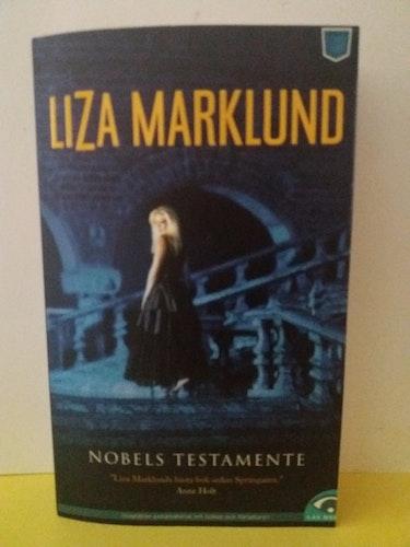 LIZA MARKLUND NOBELS TESTAMENTE