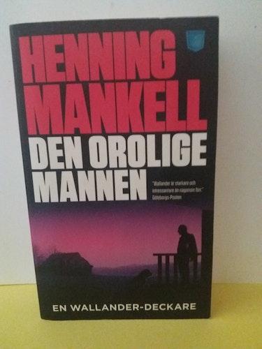 HENNING MANKELL DEN OROLIGE MANNEN
