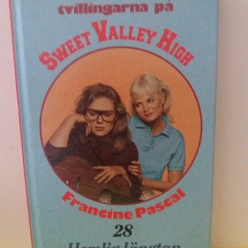 TVILLINGARNA PÅ SWEET VALLEY HIGH