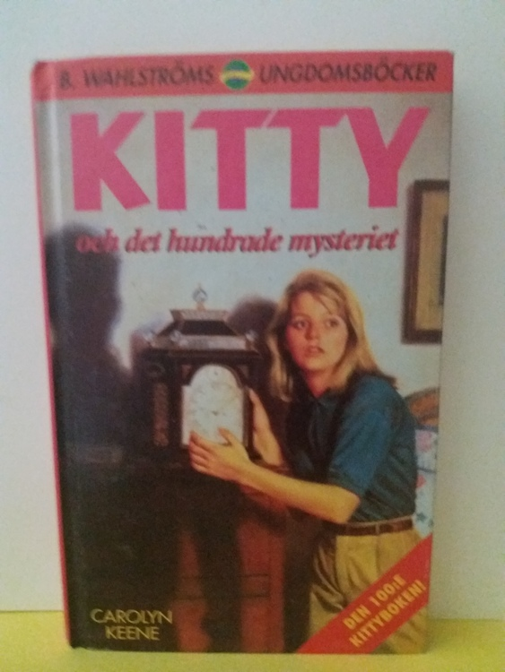 CAROLYN KEENE    KITTY OCH DET HUNDRADE MYSTERIET