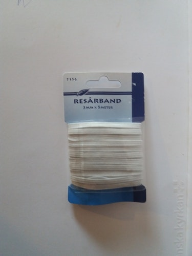RESÅRBAND 3MM × 5 METER