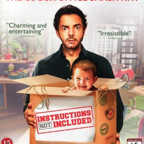 INSTRUCTIONS NOT INCLUDED   ( NY )