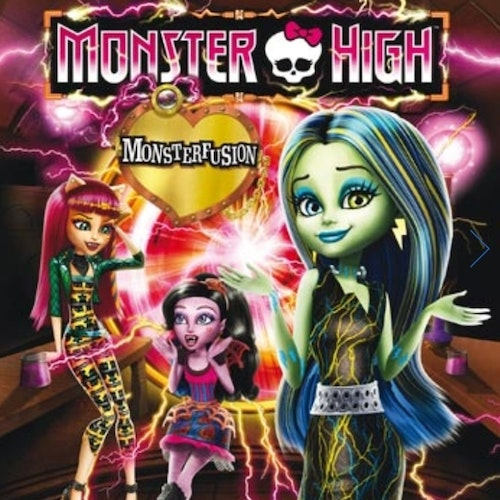 Monster High 7 / Monsterfusion    ( NY  )