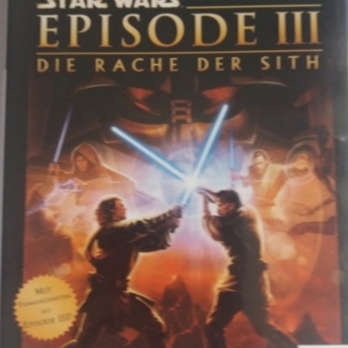 STAR WARS EPISODE 3  Begagnat