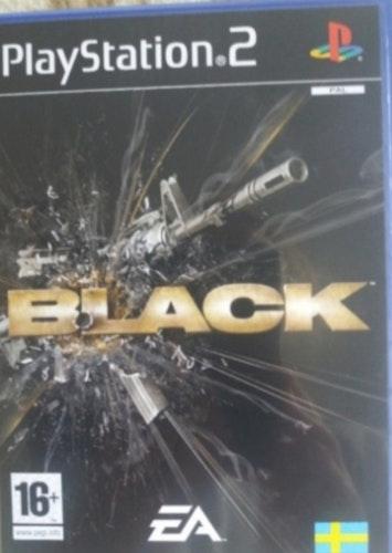 BLACK   ( begagnat)