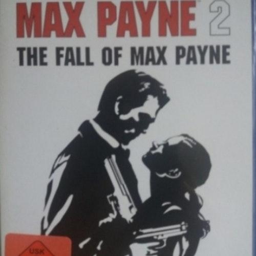 MAX PAYNE 2  (  begagnat )