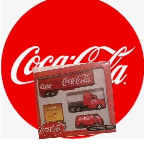 DELIVERY SET COCA-COLA