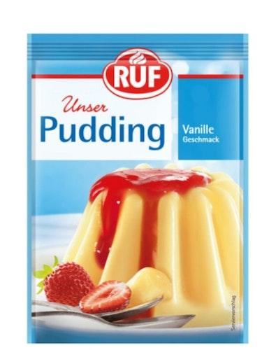 Ruf pudding vanilj 3 påsar
