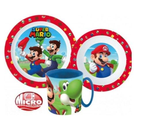 Måltidsset Super Mario
