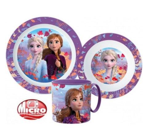 Måltidsset Disneyfrozen, Ice Magic