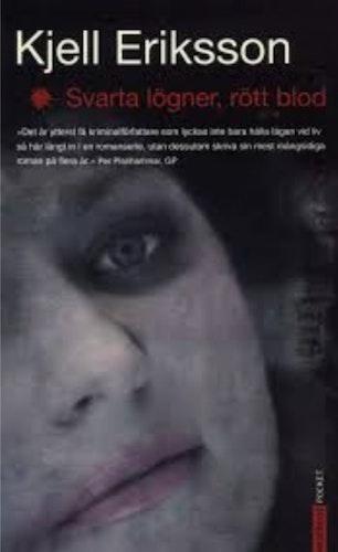 Svarta lögner, rött blod  Bok av Kjell Eriksson (  BEGAGNAD  )