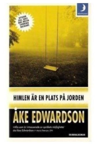 ÅKE EDWARDSON HIMLEN ÄR EN PLATS PÅ JORDEN  ( BEGAGNAD )