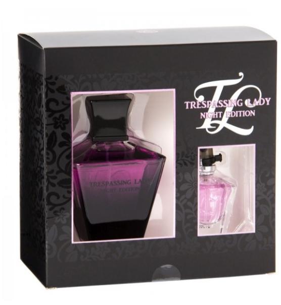 Parfum box TRESPASSING LADY NIGHT EDITI