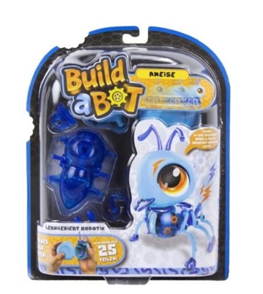 Bygg en Bug Robot Myrra  25 Bitar