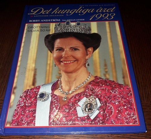 DET KUNGLIGA ÅRET 1993  BOBBY ANDSTRÖM •  ERHAN GUNER