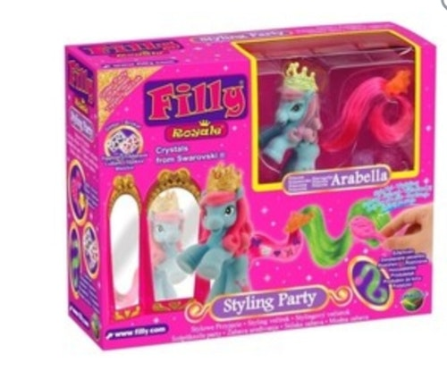 Filly Surprise Royale Styling Party