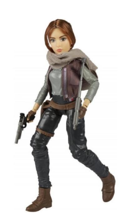 Star Wars Forces of Destiny: Jyn Erso, Docka 28 cm
