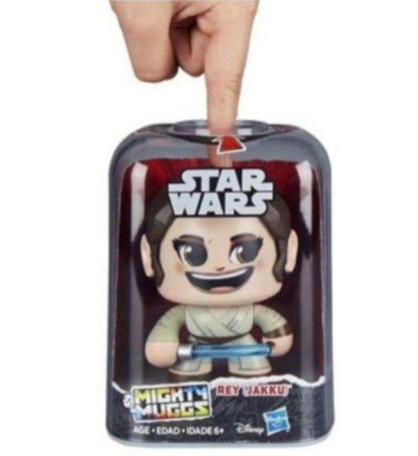 Star Wars Mighty Muggs Rey Jakku