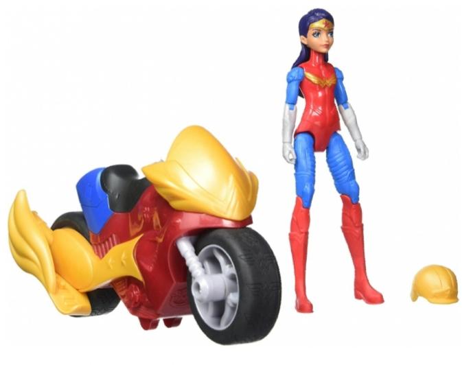 DC Super Hero Girls Action Figures