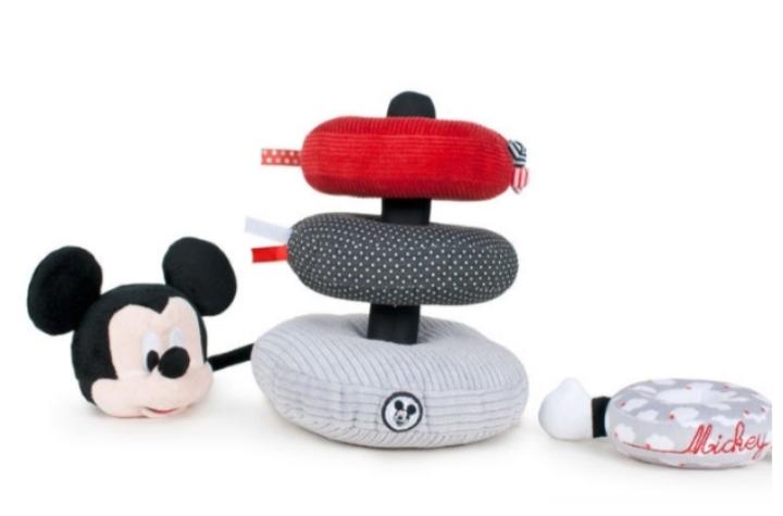 DisneyMickey plysch staplingsringar 28 cm