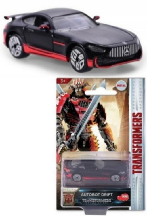 Transformers Autobot Drift Metal 1:64 7cm