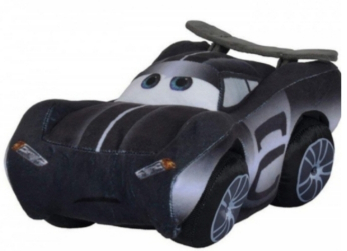 Disney Cars 3 Plush Jackson Storm 25cm