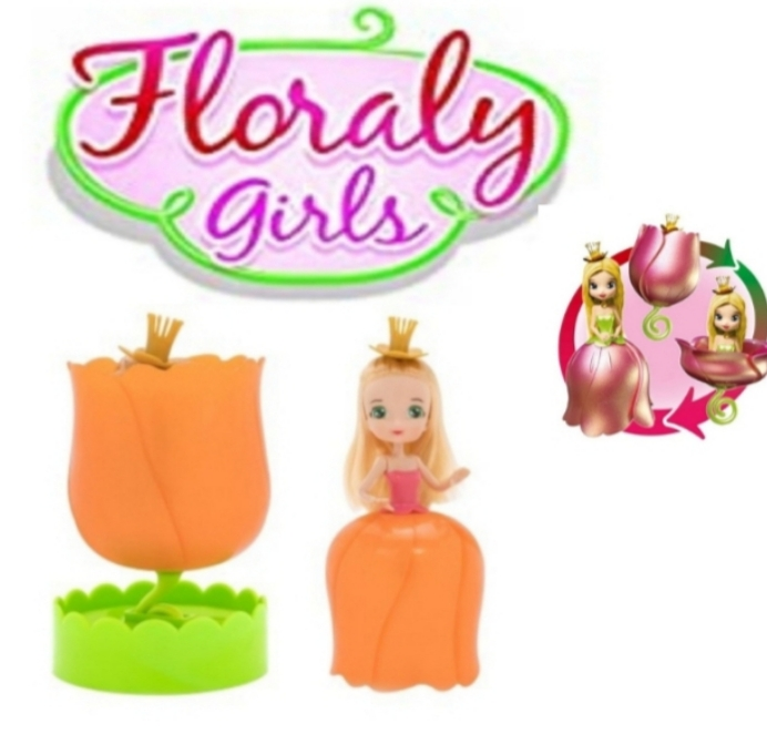 Floraly Girls - Miss Petunia