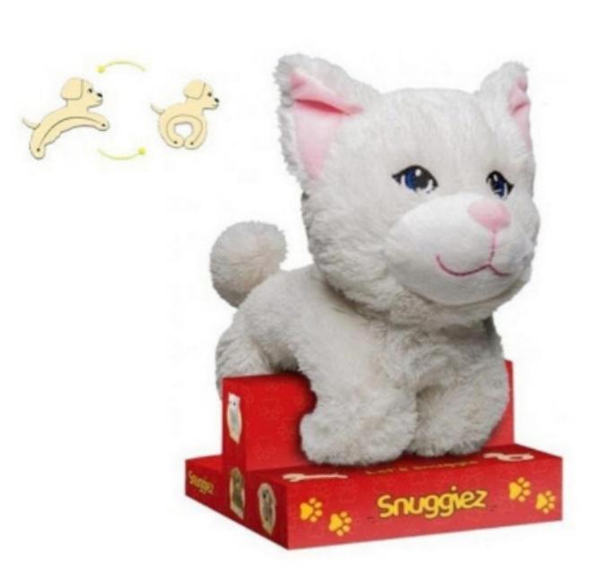 Snuggiez Plush Sugar the Kitten 20cm