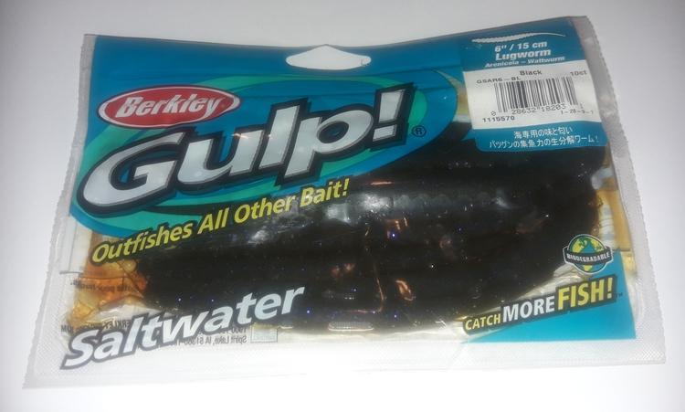 FISKE BETE BERKLEY GULP