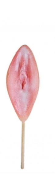 Lollipop sexig vagina
