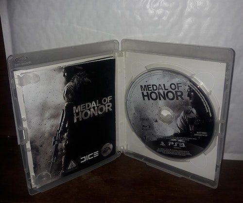 MEDAL OF HONOR TIER 1 EDITION PS3