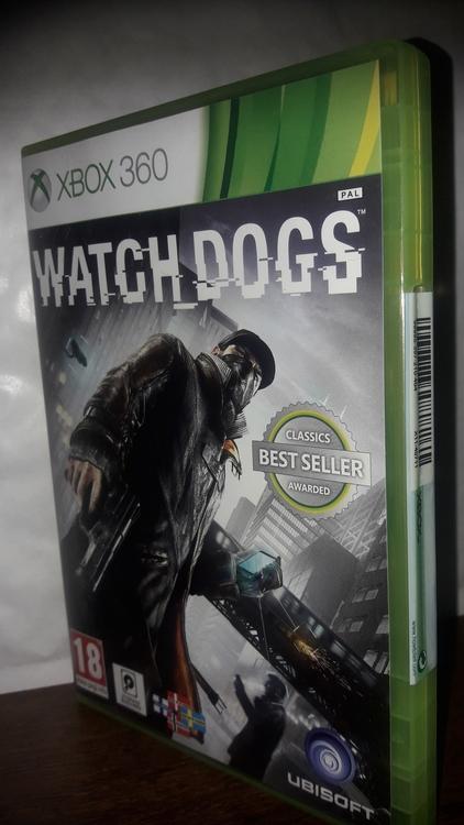 Watch Dogs (Classics) (Xbox 360)    (   NY  )