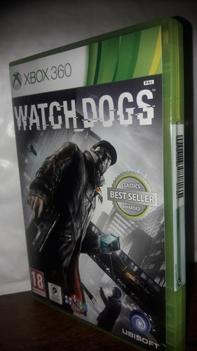 Watch Dogs (Classics) (Xbox 360)    (   NY  )