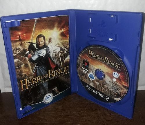 DER HEER DER RINGE  PS 2