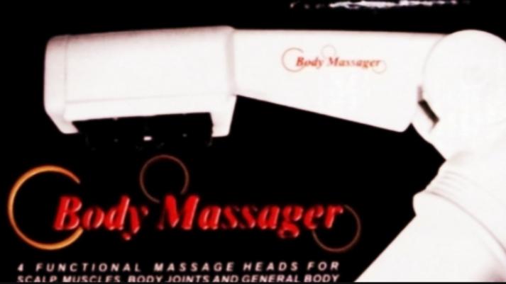 Fällbar massage
