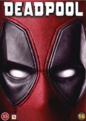 Deadpool DVD ( NY )
