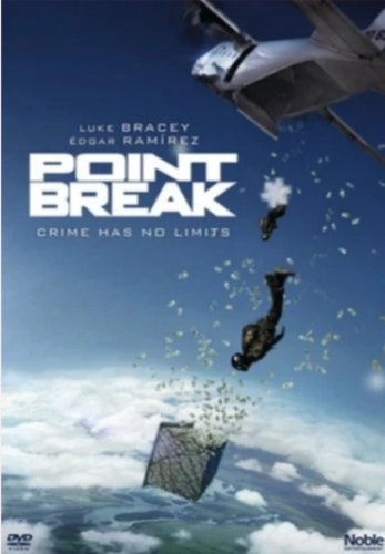 POINT BREAK CRIME HAS NO LIMITS (NY)