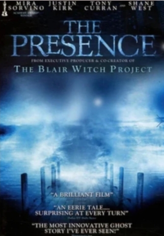 THE PRESENCE DVD ( NY )
