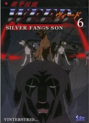 Weed - Silverfangs son - Vol 6 Vinterstrid DVD