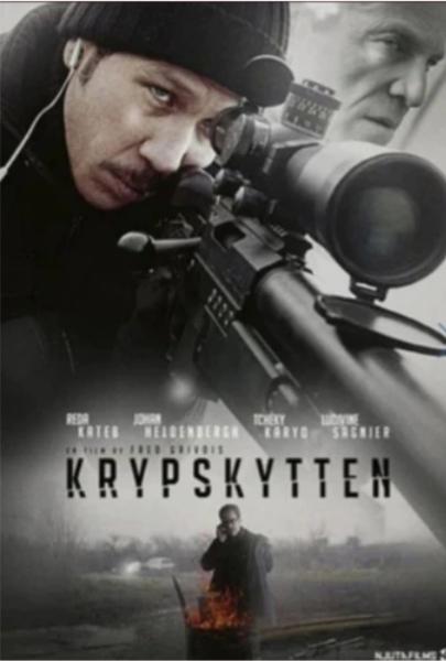 Krypskytten DVD ( NY )