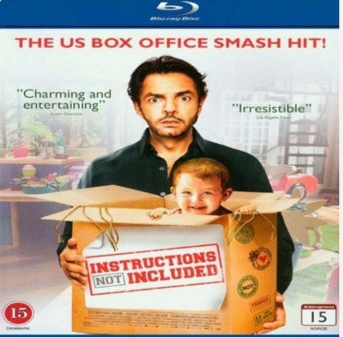 INSTRUCTIONS NOT INCLUDED ( NY ) Blu-ray