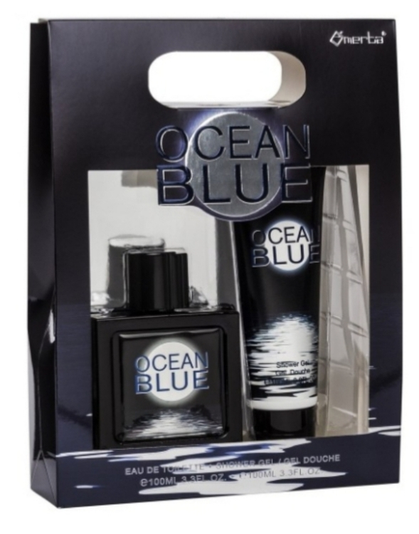 PARFYM BOX OCEAN BLUE