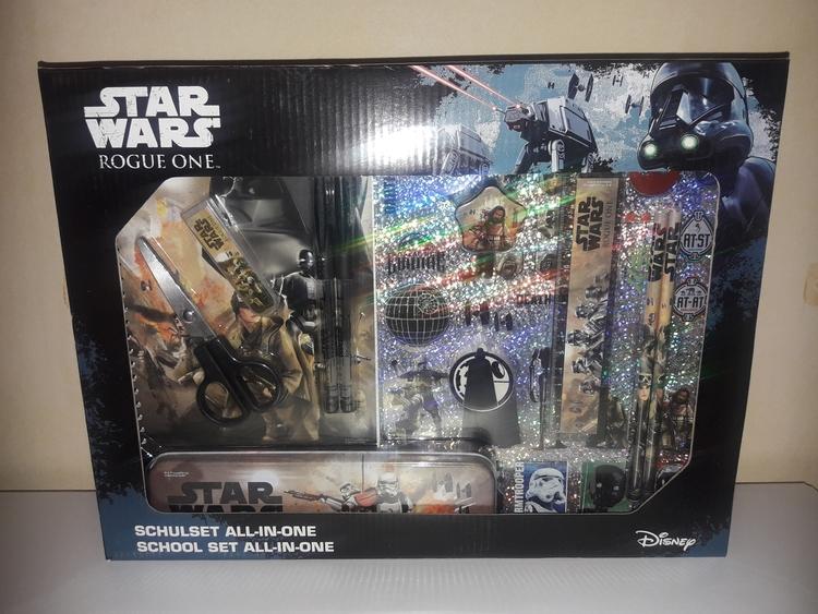 Disney Star Wars Rogue One skolset 14 delar ( Stort set )