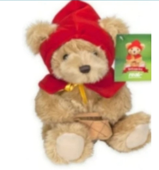 Red Riding Hood + Hans + Greta