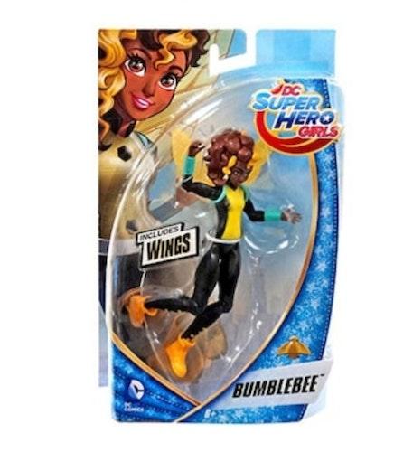 Super Hero Girls Bumblebee with wings CA 15 CM