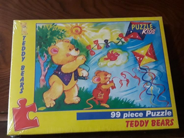 PUSSEL 99 BITAR TEDY BEARS  ( NY  )