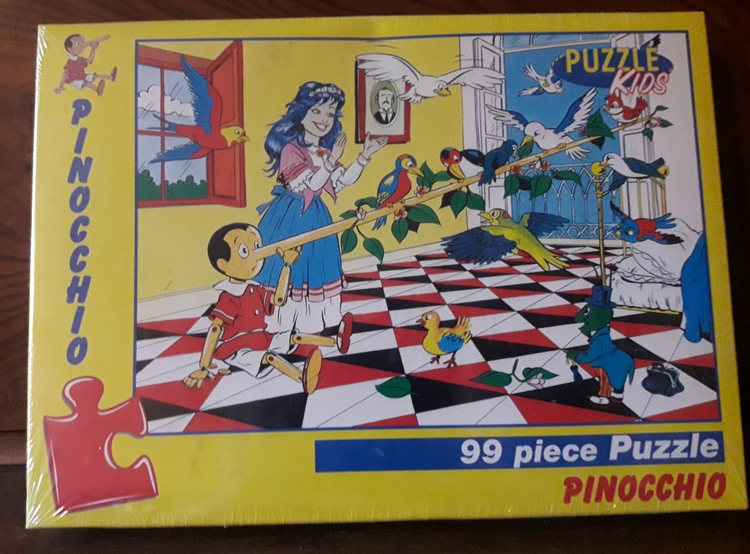 PUSSEL 99 BITAR PINOCCHIO ( NY  )