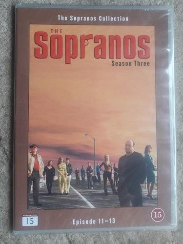 THE SOPRANOS SEASON THREE EPISODE 11-13 ( NY )