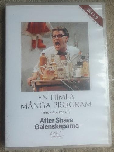 EN HIMLA MÅNGA PROGRAM AFTER SHAVE GALENSKAPARNA ( NY )