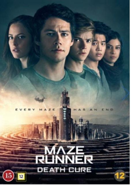 The Maze runner 3 / The death cure  ( NY )